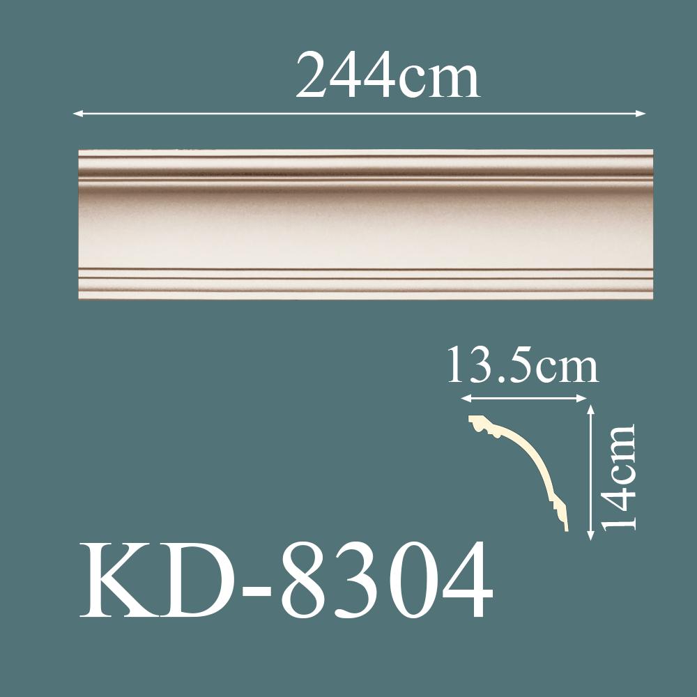 KD-8304-düz-poliuretan-kartonpiyer-modelleri-resimleri-fiyatları-köpük-kartonpiyer-stropiyer-eps-kartonpiyer-modelleri