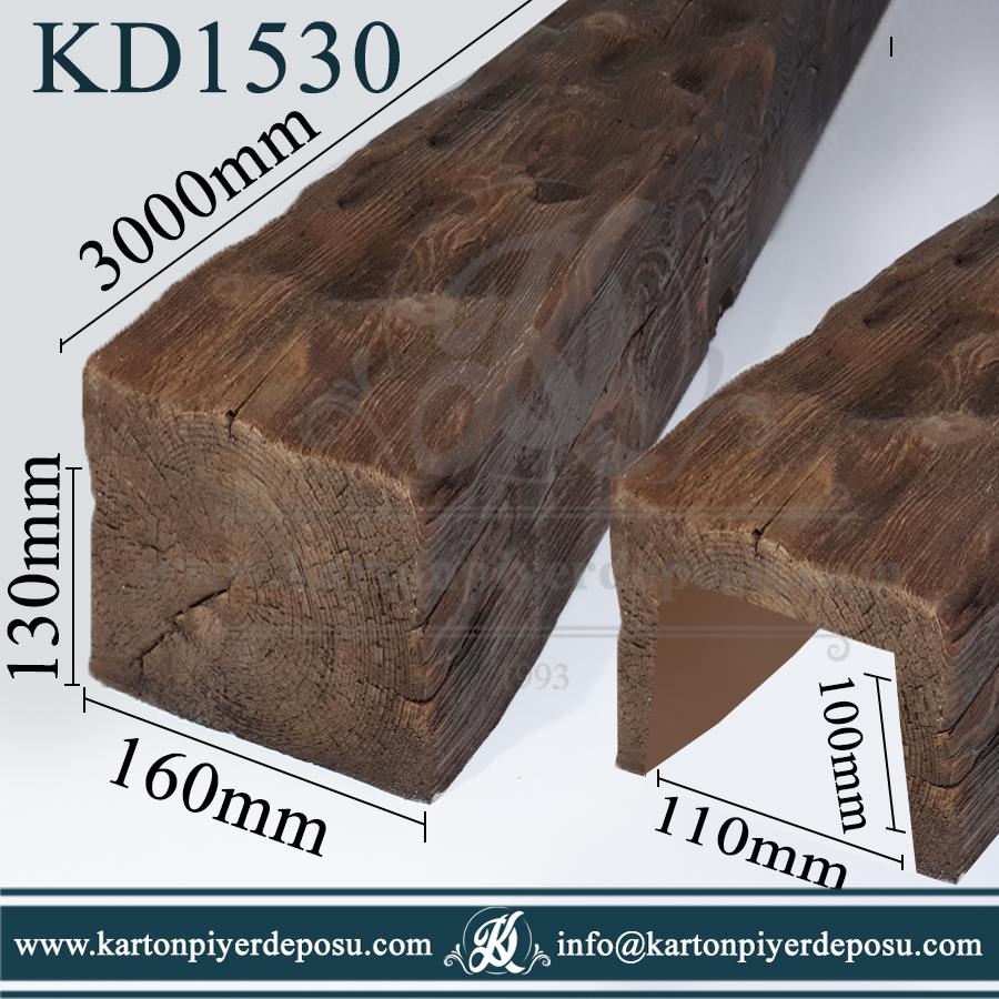 KD1530-poliuretan-kütük-rustik-tavan-kiriş-mertek-dekor-kolon-dekorasyon-polure-kütük-fiyatları-en-güzel