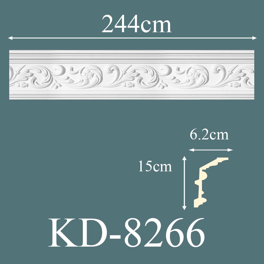 KD-8266-poliuretan-köpük-kartonpiyr-modelleri-resimleri-en-güzel-modelleri-modern-klasik-kartonpiyer