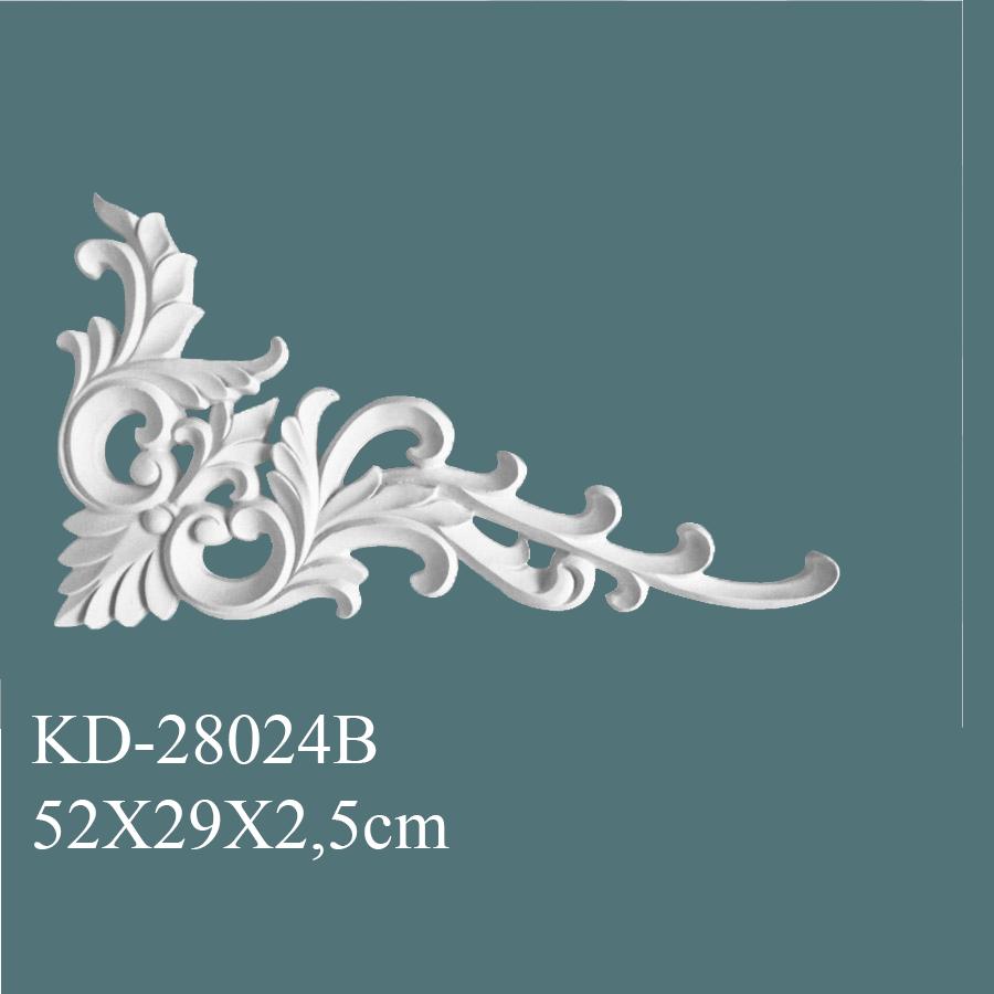 KD-28024B-poliüretan-süsleme-çıta-aksesuar-fiyatları-boyanabilir-ahşap-muadili