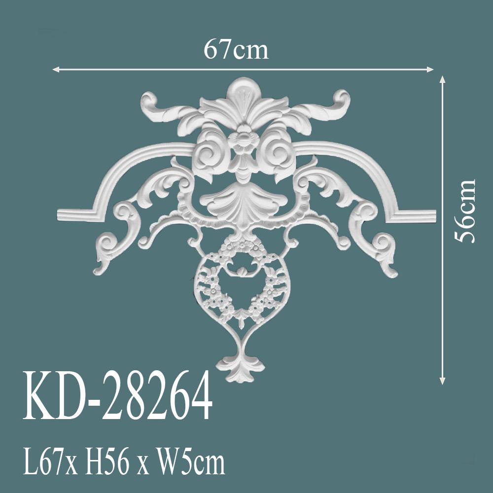 KD-28264-avangart-poliüretan-tac-süsleme-çıta-aksesuar-fiyatları-boyanabilir-ahşap-muadili