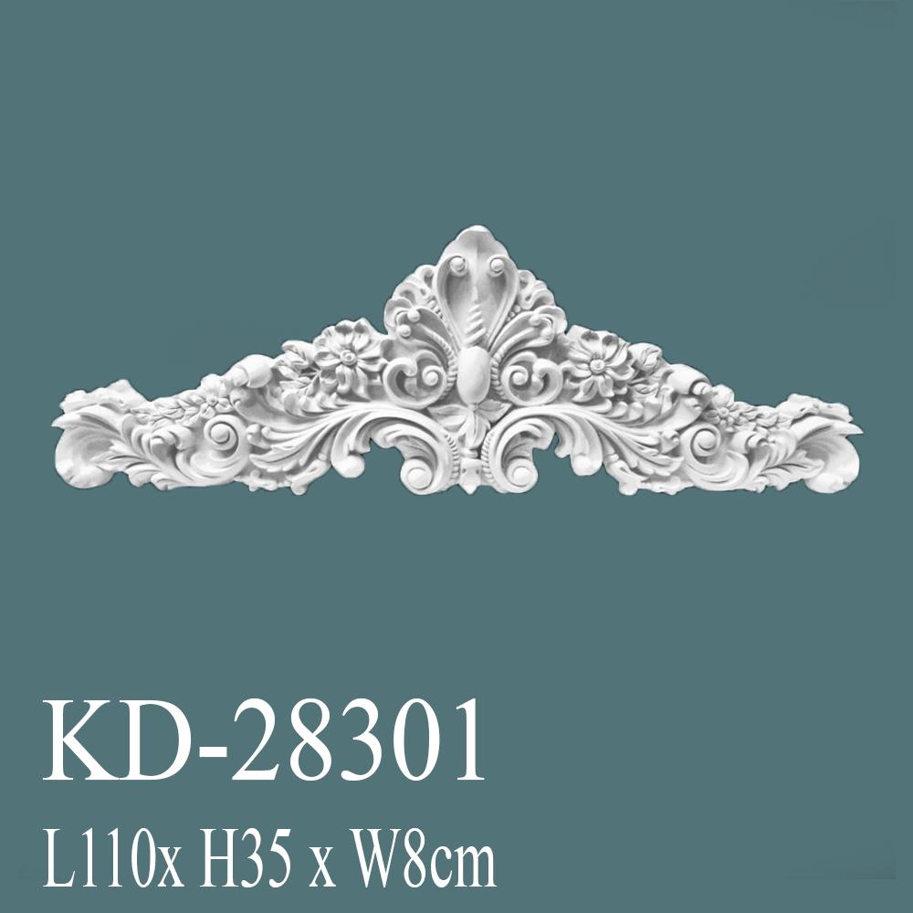 KD-28301-avangart-poliüretan-tac-süsleme-çıta-aksesuar-fiyatları-boyanabilir-ahşap-muadili