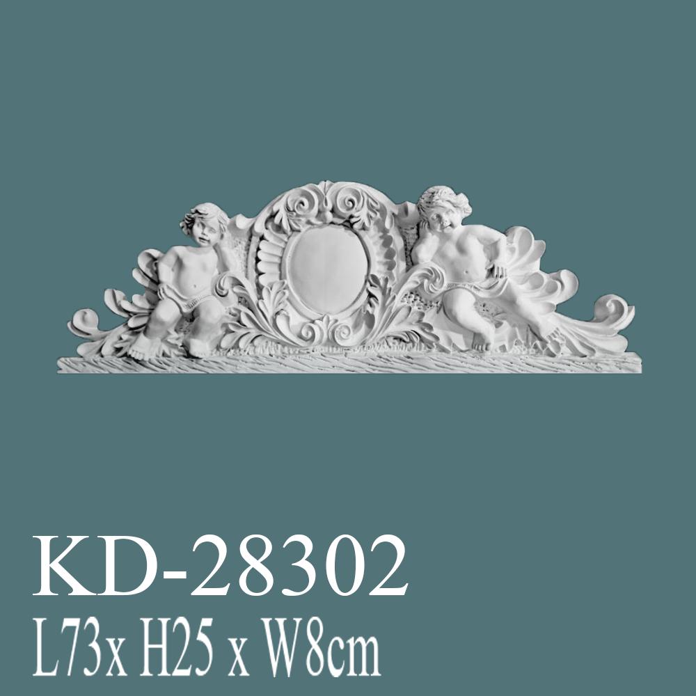 KD-28302-tac-avangart-poliüretan-tac-süsleme-çıta-aksesuar-fiyatları-boyanabilir-ahşap-muadili