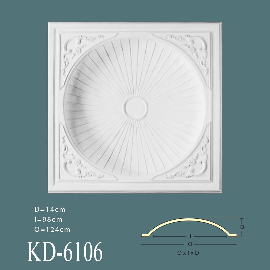 kd-6106-poliuretan-tavan-göbeği-modelleri-resimleri