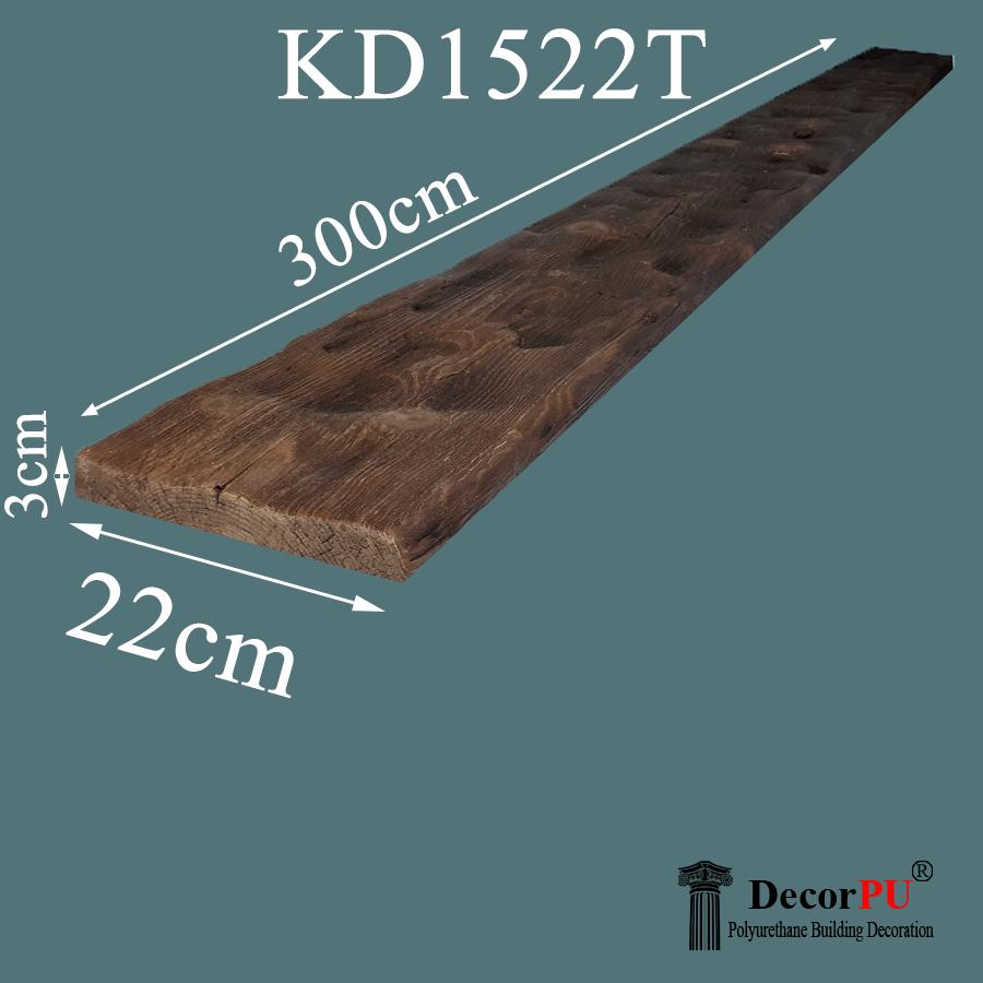 KD-1522T-tahta-taklidi-poliuretan-fiyatı-ahşap-muadili-poliuretaahşap-taklidi-poliuretan-poliuretan-mertek-kütük-odun-modelleri-resimleri-fake-wood-beam